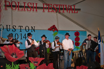 2014 Houston Polish Festival - Saturday