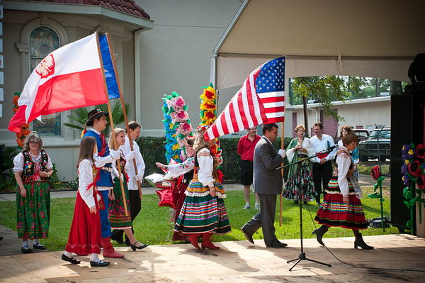 2011 Houston Polish Festival Day 1