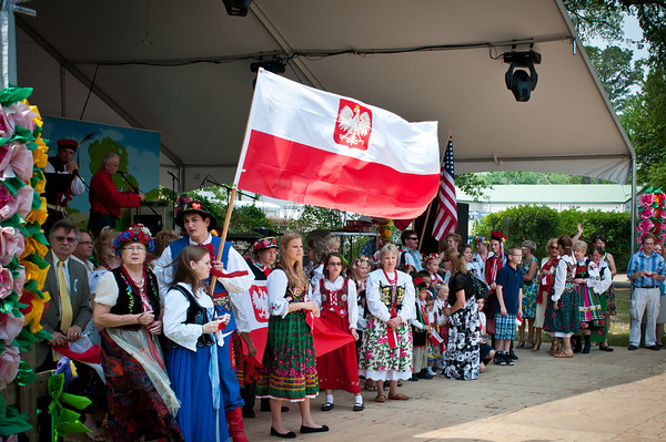 2011 Houston Polish Festival Day 2