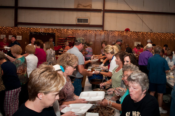 2012 St. Mary In Bremond Bazaar