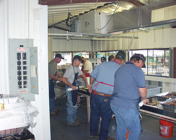 2005 St. Mary In Plantersville Bazaar