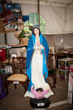 2012 St. Mary In Plantersville Bazaar