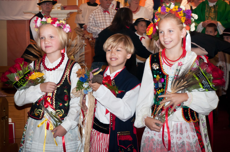 4th Annual Polish Heritage Dozynki Thanksgiving Mass In Chappell Hill Texas