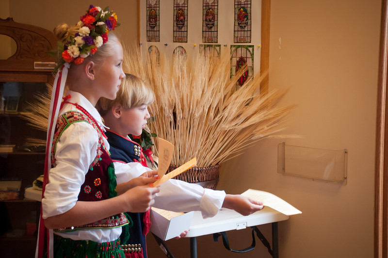 5th Annual Polish Heritage Dozynki Thanksgiving Mass In Chappell Hill Texas
