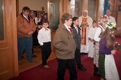 2013 St. Stanislaus Dozynki Mass and Celebration