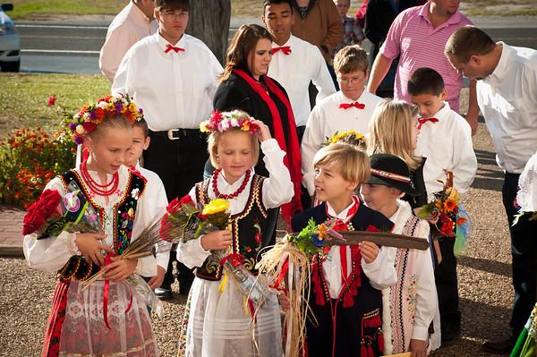 St. Stanislaus Dozynki Mass and Celebration
