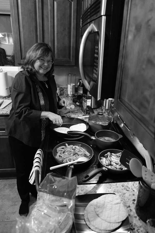 Kelly's mom
