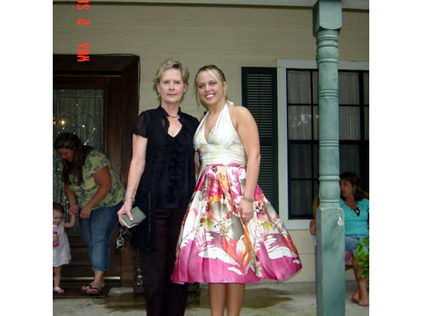Aunt Donnie and Danielle