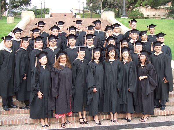 2007 08 27 UCLA Graduation Day!
