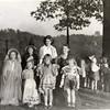Children in Halloween Costumes (01611)