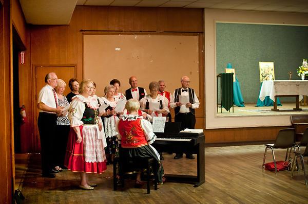 2011 Slavic Heritage Festival Mass