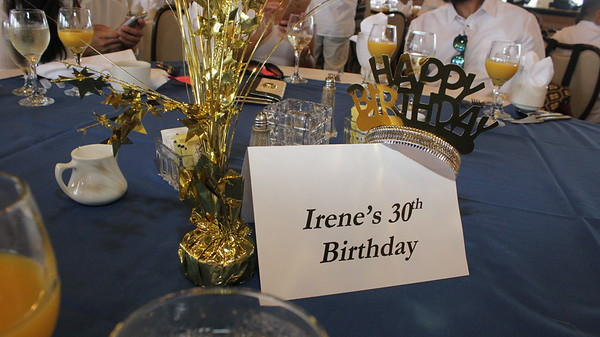 Irene's Bday Party