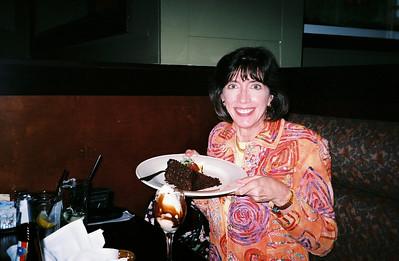 Jenny's 51st Birthday - 2007