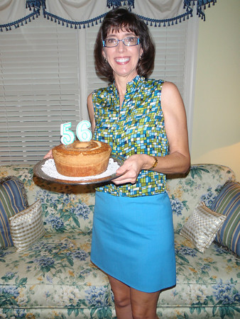 Jenny's 56th Birthday - 2012