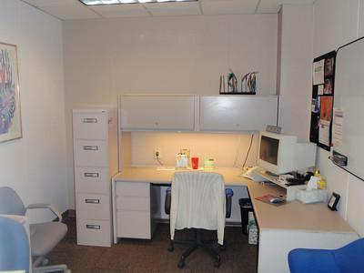 Jenny's office L202 in Building 062 RTP