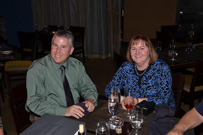 Dear friends Ken (former officemate) and wife Eileen (IBM manager) who introduced Jenny to supporting Pan-Can.