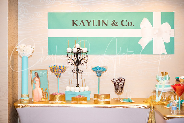 Kaylin's Sweet 16