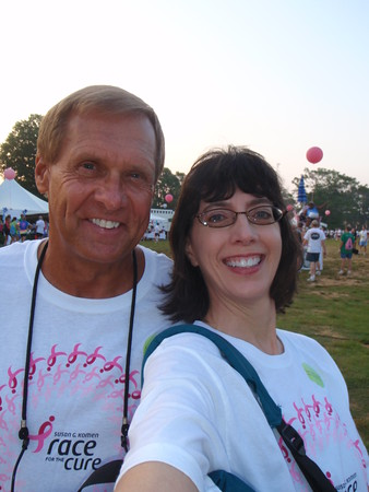 Komen Race for the Cure - 2010