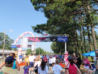 Approaching the finish line!!