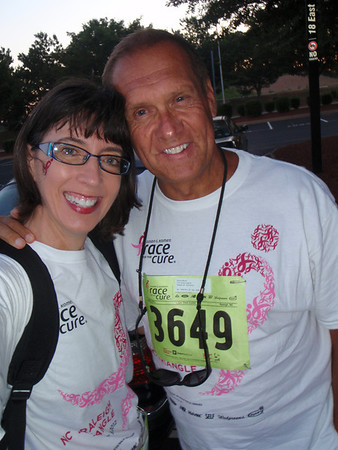 Komen Race for the Cure - 2012