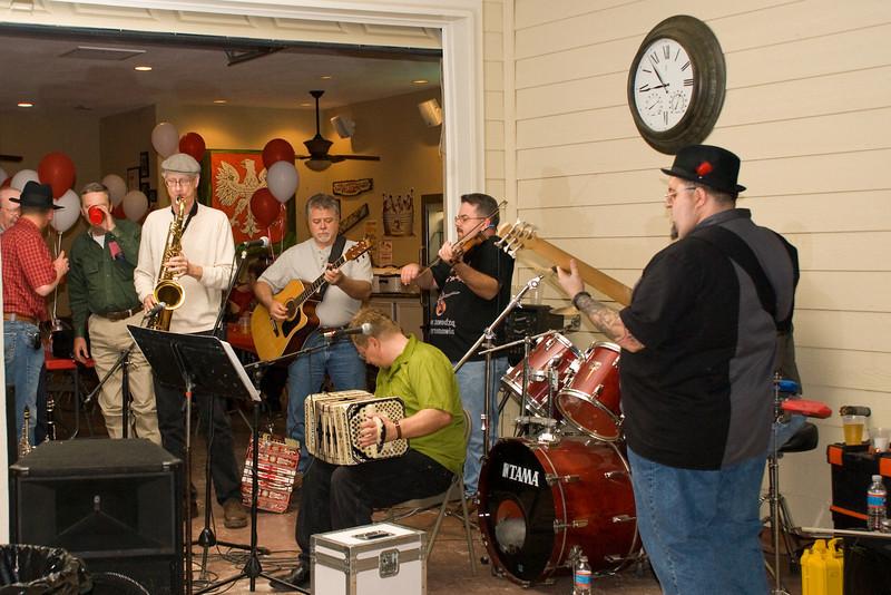 Polish Music In Hockley Texas