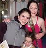 Danielle, Erica & Elana