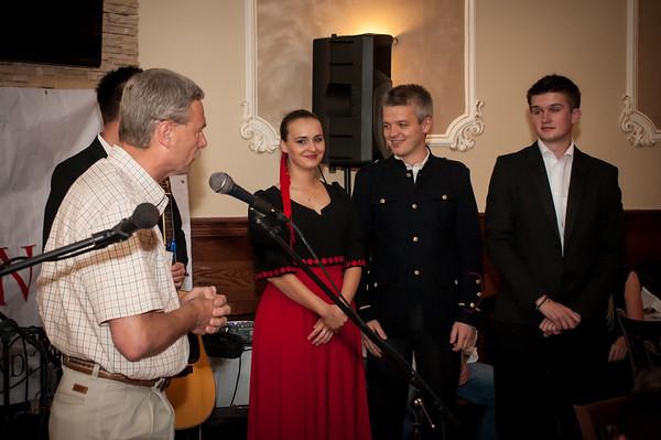 2014 Tekla Klebetnica At Polonia Restaurant