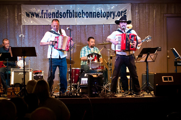 Bluebonnet Opry Spring Polka Show With Chris Rybak