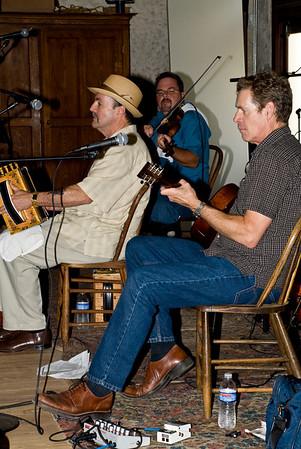 Charles Thibodeaux and the Austin Cajun Aces