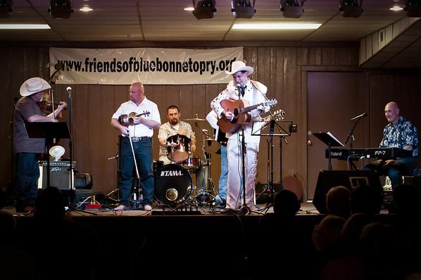Donovan Pavlock at Friends of the Bluebonnet Opry