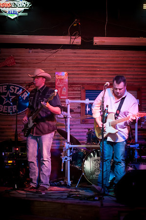 Double Shot Band At Texas Tavern