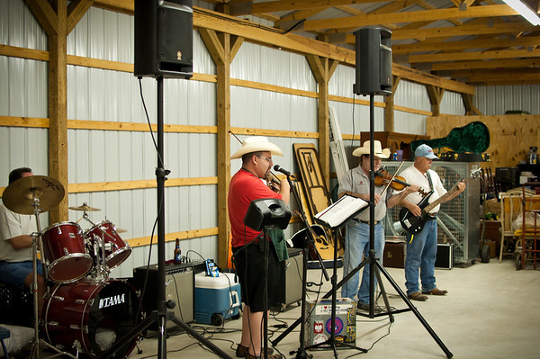 Fish Fry and Barn Dance At Sonny Janczak's