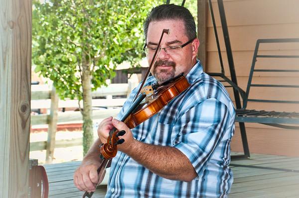 Polish Music At The Kurtin Estate In Whitehall Texas