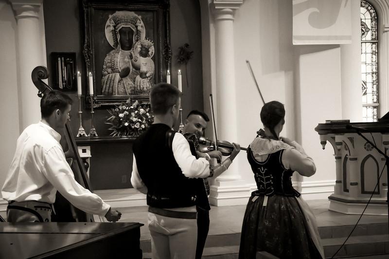 Tekla Klebetnica At Our Lady Of Czestochowa