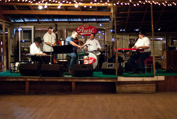 The New Pearl Wranglers At Swiss Alp Dance Hall