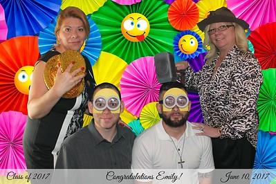Emily's Graduation Party