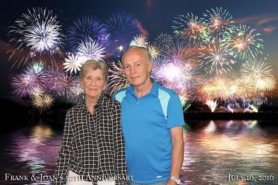 Joan & Frank's 50th Anniversary