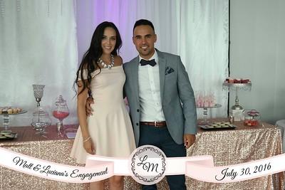 Matt & Luciana's Engagement Party
