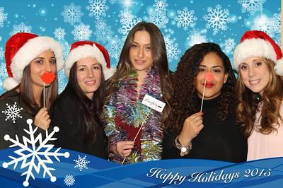 Pecillo Holiday Party 2015