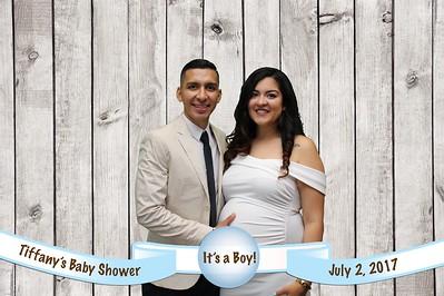 Tiffany's Baby Shower