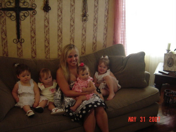 Livi, Bailey, Dani, Brenly & Abby