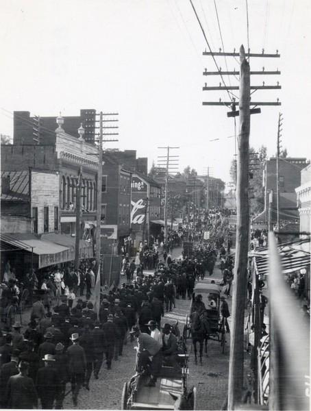 Confederate Reunion Parade (07406)