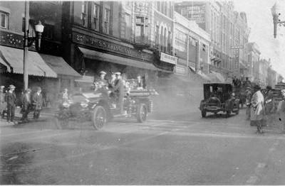 Fireman's Parade I (01483)