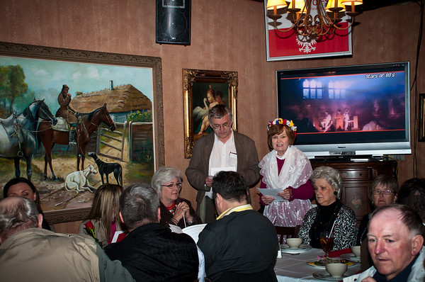 Polish Agriculture Dinner At Polonia Restaurant