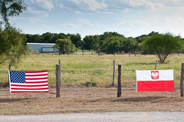 Polski Urodziny In Bryan Texas