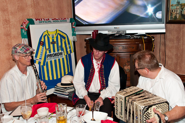 September 2010 Party At Polonia