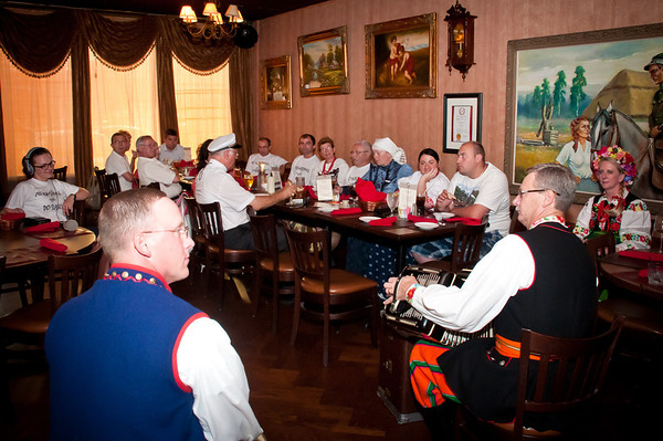 Silesian Poles Visit Houston Texas