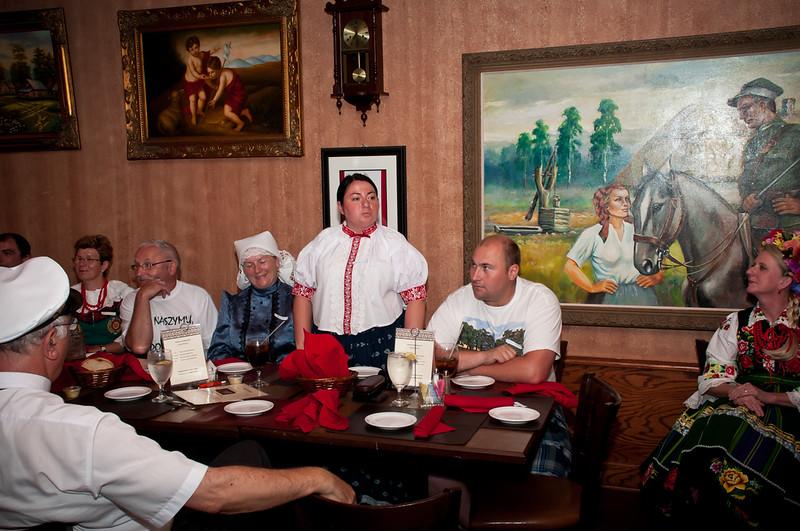 Silesian Poles Visit Houston Texas