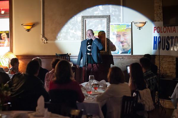 Tadeusz Drozda Stand Up Comedy Show
