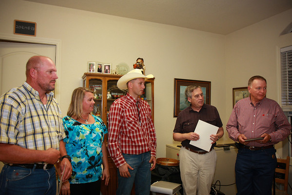 Texas/Poland Young Farmer Exchange Ceremony